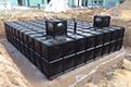 304不锈钢水箱内部构造与各类水箱材质特点