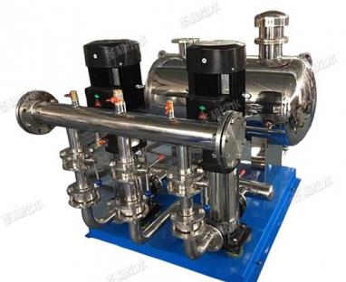 无负压供水设备生产厂家