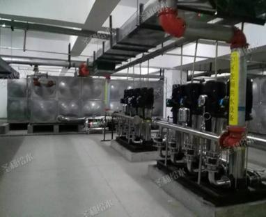 智能型箱泵一体化