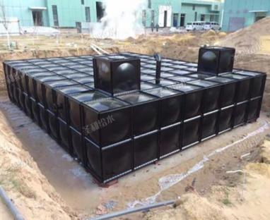 装配式BDF不锈钢水箱