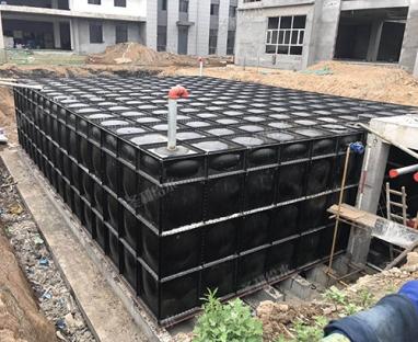 防腐BDF装配式水箱