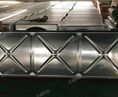 不锈钢水箱压模块