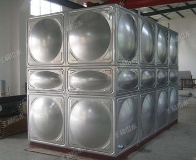 不锈钢拼接水箱价格