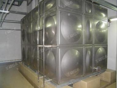 不锈钢拼接水箱供应