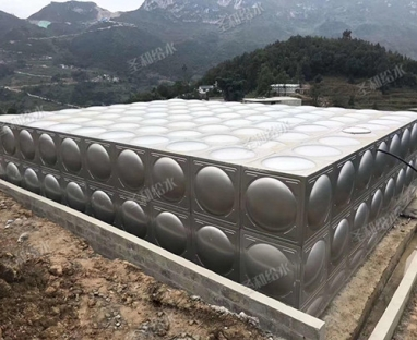 组合式不锈钢水箱生产厂家