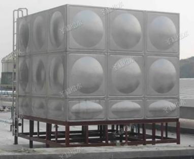 不锈钢生活水箱供应